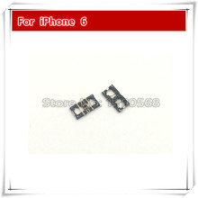 10pcs lot Wholesale Price FPC Battery Connector On Board For iPhone 6 4 7 Battery Clip