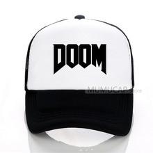 summer new brand fashion Doom Baseball Cap - All Time Great