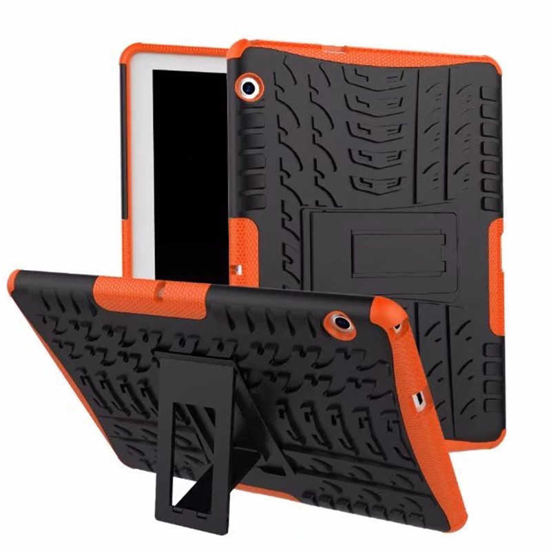 "Case For Huawei MediaPad T3 10 AGS-W09 AGS-L09 AGS-L03 9.6"" Cover Heavy Duty 2 in 1 Hybrid Rugged Durable Funda Tablet Shell"