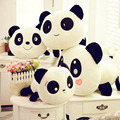 "1pcs 8""20cm cute Panda doll queen expression smile Papa Bear plush toy doll baby bear birthday gift girl and boys children toys"