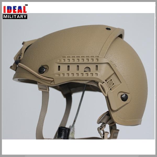 Военный тактический пуленепробиваемый шлемы боевые Кевларовые шлемы планера нию ІІІА пулезащитных шлемов
