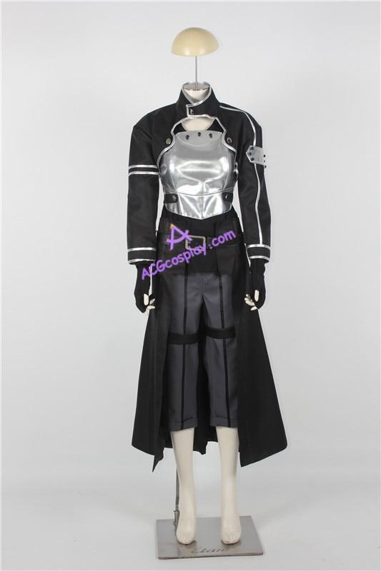 Sword Art Online 2 Kirito Cosplay Costume ACGcosplay anime costume game costume