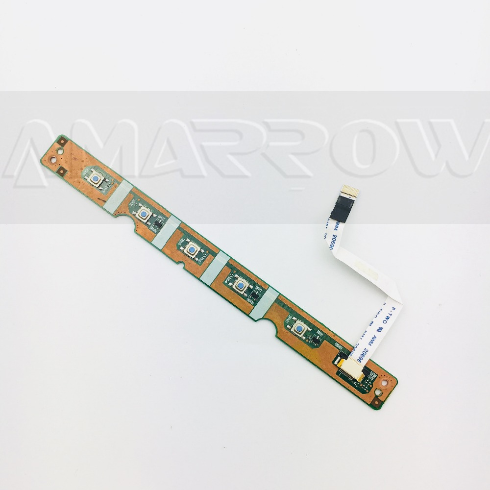 Computer & Office 3pblqp80000 Da0blqpb6e0 For Toshiba S55-c L55-c Power Switch Button Board With Cable
