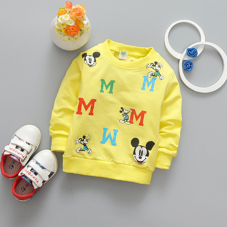 Baby-Toddler-Boys-Girls-Spring-Autumn-Cotton-Fashion-Character-Print-T-shirt-Long-Sleeve-For-60-95cm-Children-Tops-B038-2