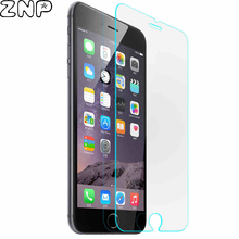 Premium Real Tempered Glass For iPhone6s 9H 2.5D 0.26mm For iPhone4/4s/5/5s/6s/6s plus