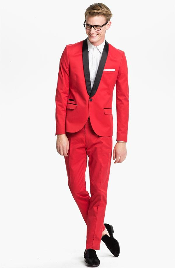 High Quality Red Black Suits Promotion-Shop for High Quality ...