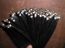 50 hanks high quality Black violin bow hair(6ghank) 32 inches