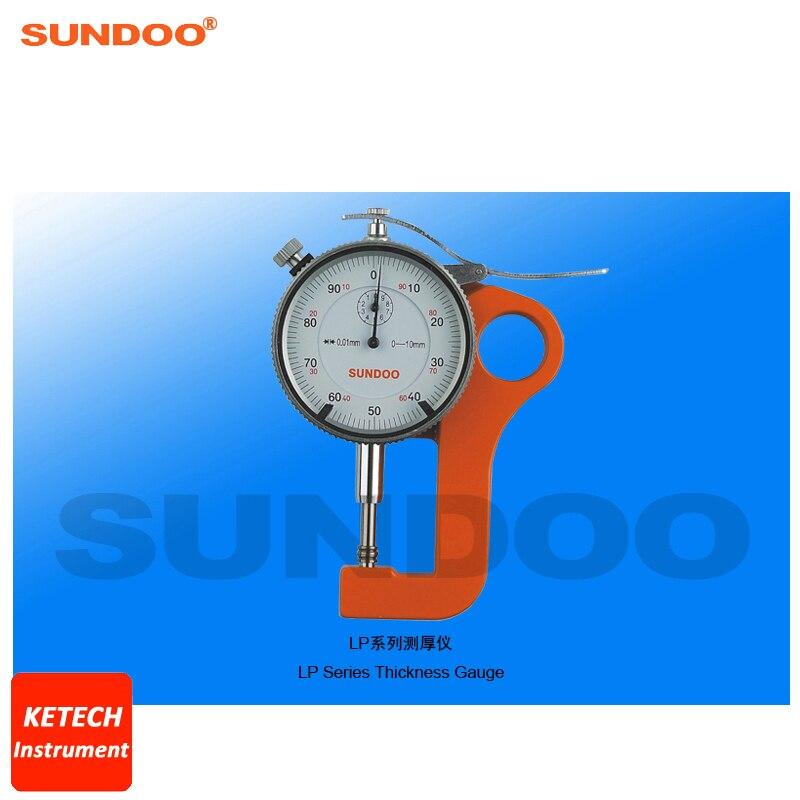 Sundoo LP-5810 Pointer Mention Pot Thickness Gauge partners lp cd