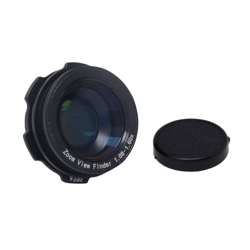 Mcoplus-1.08x-1.60x Zoom Lupa del ocular del visor para Canon 5D Mark - Cámara y foto - foto 5