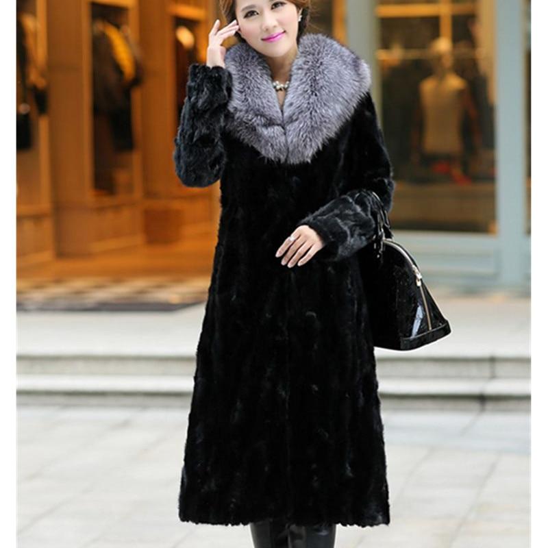 Mink Plus Coat Fur