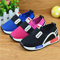Children shoes 2017 spring the new breathable comfortable soft-bottomed boys and girls children sneakers kids running shoes chil