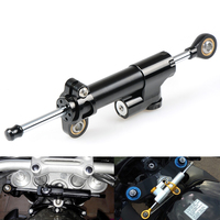 For yamaha R6 R1 R3 FZ6 FAZER XJR 1300 TDM Motorcycle Accessories Damper Stabilizer Damper Steering Reversed Safety Control