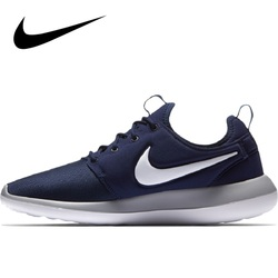 Original Authentic NIKE Spring Breathable ROSHE TWO Men's Running Shoes Lightweight Comfortable Sport Outdoor Sneakers 844656