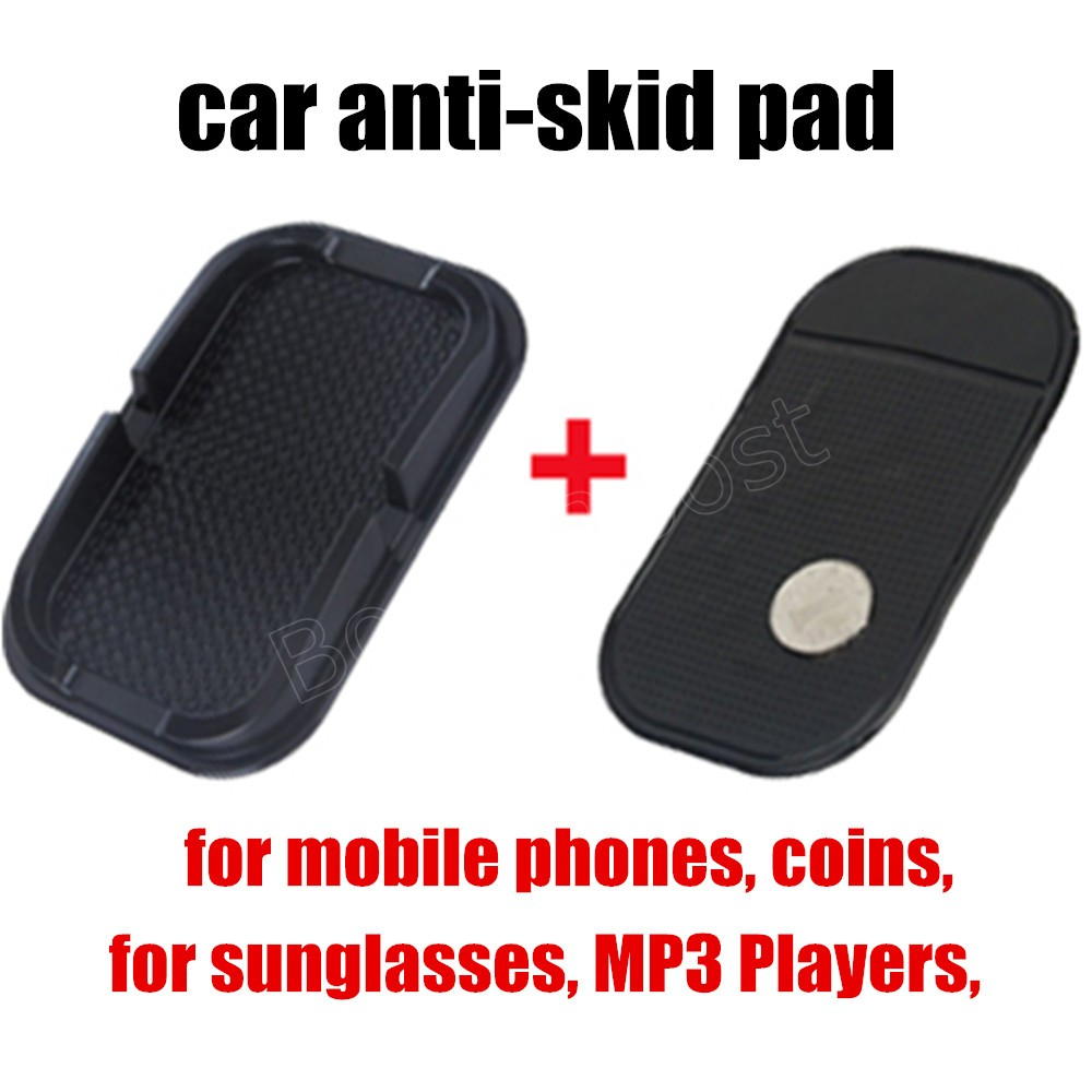 washable temperature resistant <font><b>sticky</b></font> <font><b>pad</b></font> anti slip Car mat skid <font><b>pad</b></font> automotive interior non-slip mat for <font><b>cell</b></font> <font><b>phones</b></font> coins