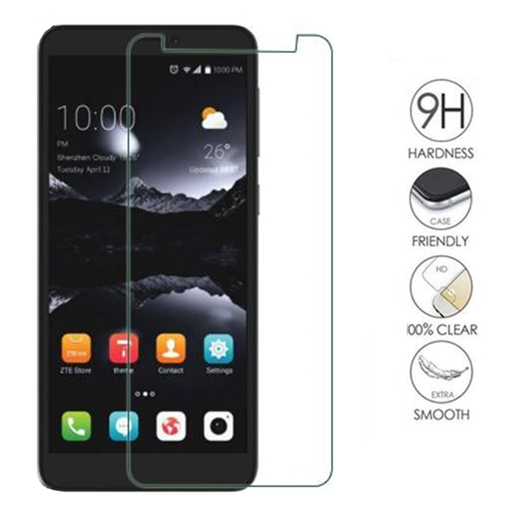 Tempered Glass For ZTE Blade A530 Safety Glass Mobile Phone Film Glass Case For ZTE A530 A 530 Screen Protector