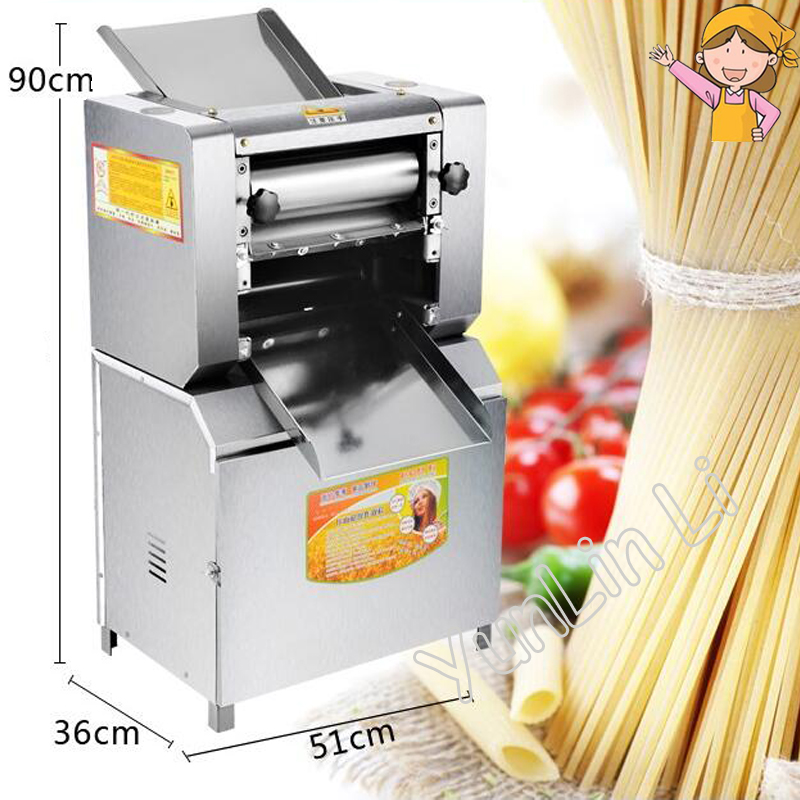 Automatic Dough Mixer 2200W Dumpling Skin Machine Steamed Bun Skin Machine Noodle Press Machine YR-300 high quality household manual hand dumpling maker mini press dough jiaozi momo making machine