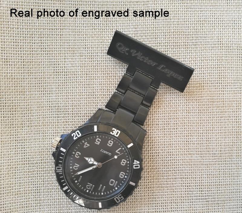 engraved samples