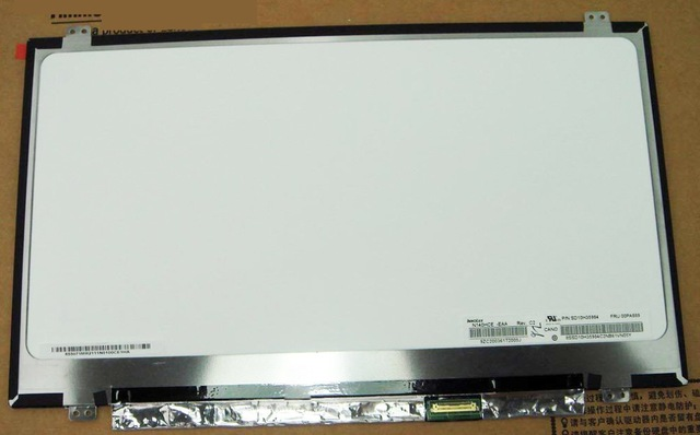 Replacement for Lenovo FRU 00NY448 IPS 1920X1080 FHD For LENOVO T460 LCD LED Display Screen