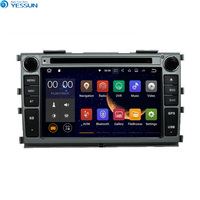 Yessun For KIA Forte 2008~2011 Android Multimedia Player System Car Radio Stereo GPS Navigation Audio Video