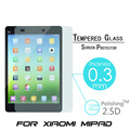 9H 0.3MM Tempered Glass Explosion-Proof Toughened For Xiaomi Mipad Mi pad LCD Tablet PC Film HD Clear Screen Protect Cover Guard
