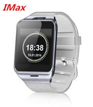 "GV18 Smart Uhr 1,55 ""Bluetooth SmartWatch Phone Sync Anruf SMS für Samsung Android"