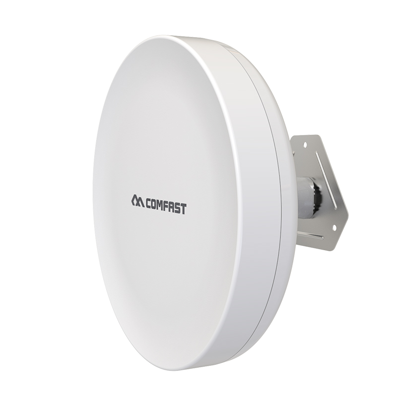 COMFAST 2.4G 300Mbps outdoor wireless CPE WDS bridge CF-A1 poe wireless AP router WIFI repeater for long range wifi transmission comfast cf e325n ceiling ap 300mbps wifi router wireless repeater