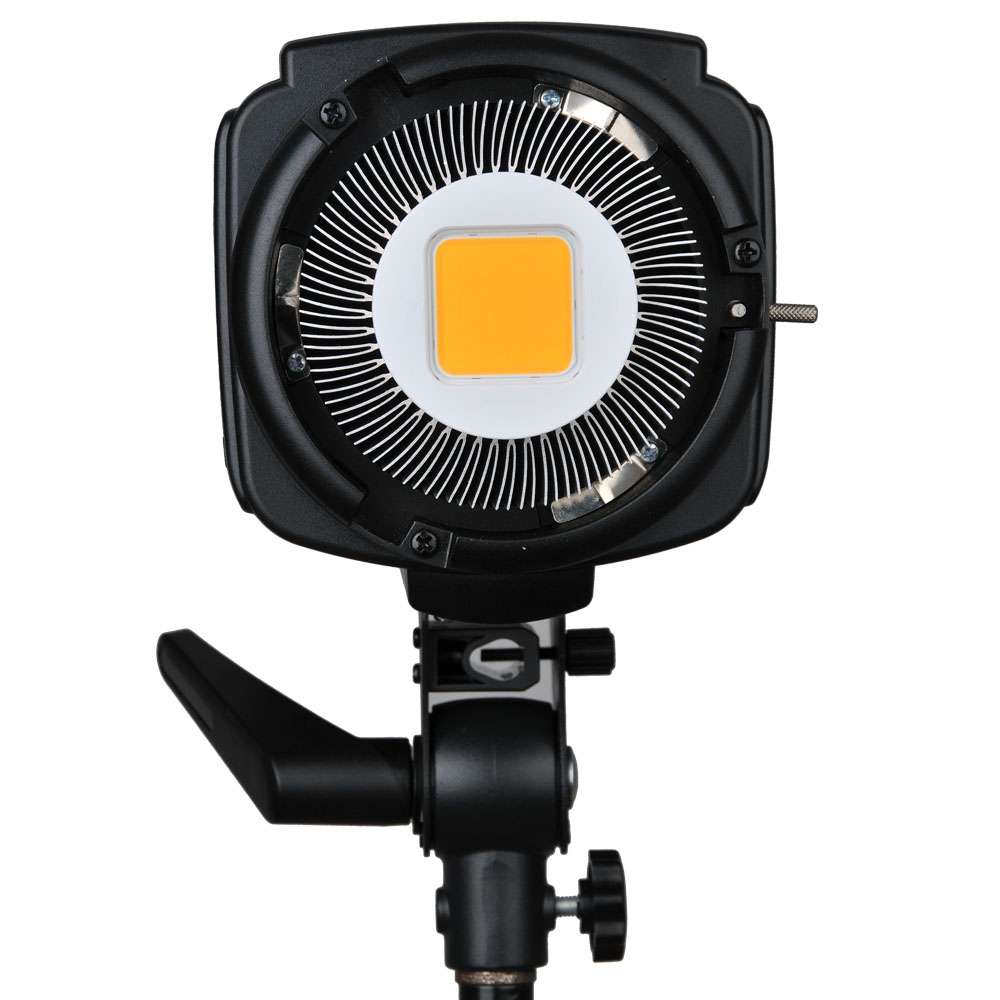 Godox SL-100Y 2400LUX Studio LED Continuous Video Light Yellow Version 3300K Bowens Mount (6)