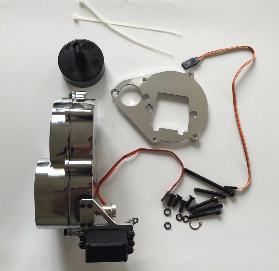 Reverse gear completely set fit 1/5 RC HPI baja 5B 5T 5SC area rc tranny plate for hpi baja 5b 5t 5sc