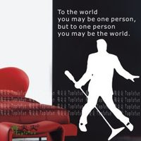 Elvis Wall Sticker Star Decal Wall Decor Elvis Wall Decals Home Decoration Poster