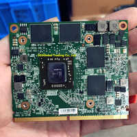 WX4130 WX 4130 Vga Video Graphic Card For Laptop DELL M7510 M7520 100% Working Fully Tested