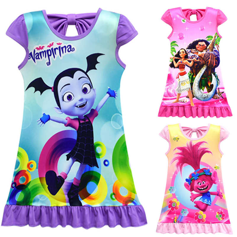 46b4a116a39 Detail Feedback Questions about New Summer Vampirina Dresses for ...