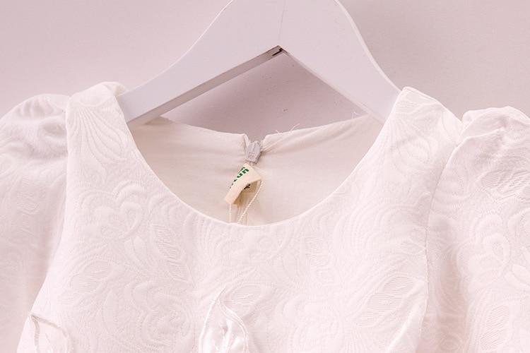 Hibyhoby Baby Girl Clothes bloemenprint Mouwloze meisjes Zomer casual - Kinderkleding - Foto 4