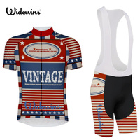 ใหม่ขี่จักรยานผู้ชายย์ฤดูร้อนขี่จักรยานอังกฤษเสื้อผ้าขี่จักรยานขี่จักรยานสวมใส่ชุดแผ่...
