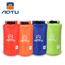 10L Waterproof Bags Sea Swimming Sand Beach Sealed Storage Bag Outdoor Activities Drifting Hiking Camping Surfing 4Colors Bags(China)