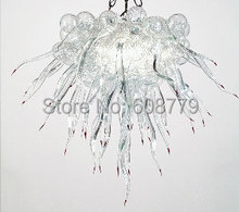 Free Shipping High Quality Murano Glass Chandelier Light
