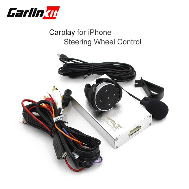 Tutti i 2din 1din auto Carlinke carplay scatola volante apple carplay android auto Specchio box lettore multimediale di navigazione gps