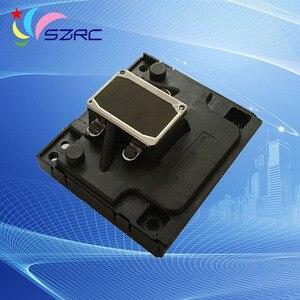 Оригинальная печатающая головка F181010 для EPSON ME2 T13 C79 C91 CX3700 CX4300 T26 T27 TX106 TX109 TX117 TX119 TX210 TX219