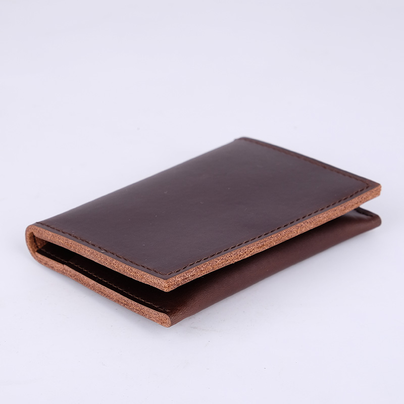 Creativity Handmade Leather Drivers License Wallet Hasp Auto Driver License Cover Bag Vintage Brand Driving License Case
