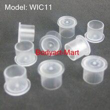 300PCS 11mm Steady Plastic Tattoo Ink Cap Cups Supply WIC11-300