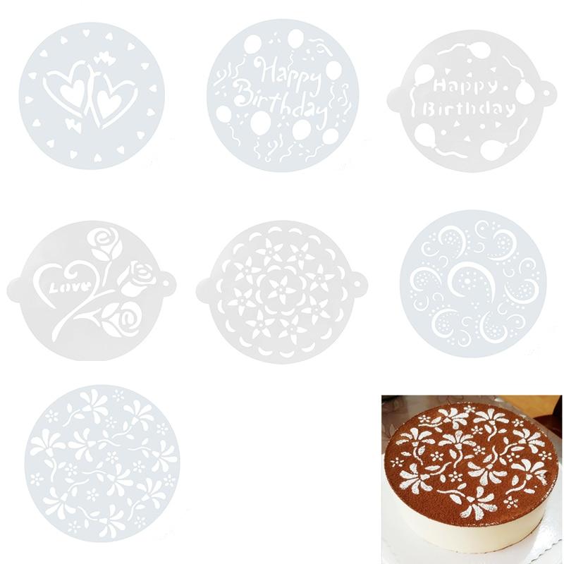 OPHIR PRO Airbrush Ciasto Dekorowanie Narzędzia W tym 15x Ciasto - Elektronarzędzia - Zdjęcie 5