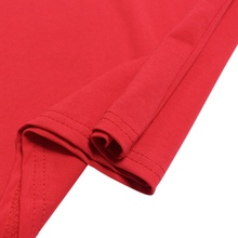Short Sleeves O-neck Casual Solid Color Tops Tees