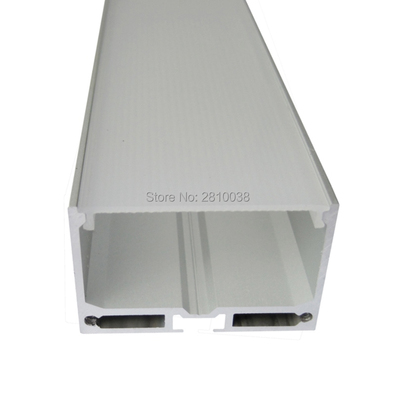conjuntos 10x2 m lot serie 6000 aluminio levou perfil luz grande u tamanho led extrusoes de