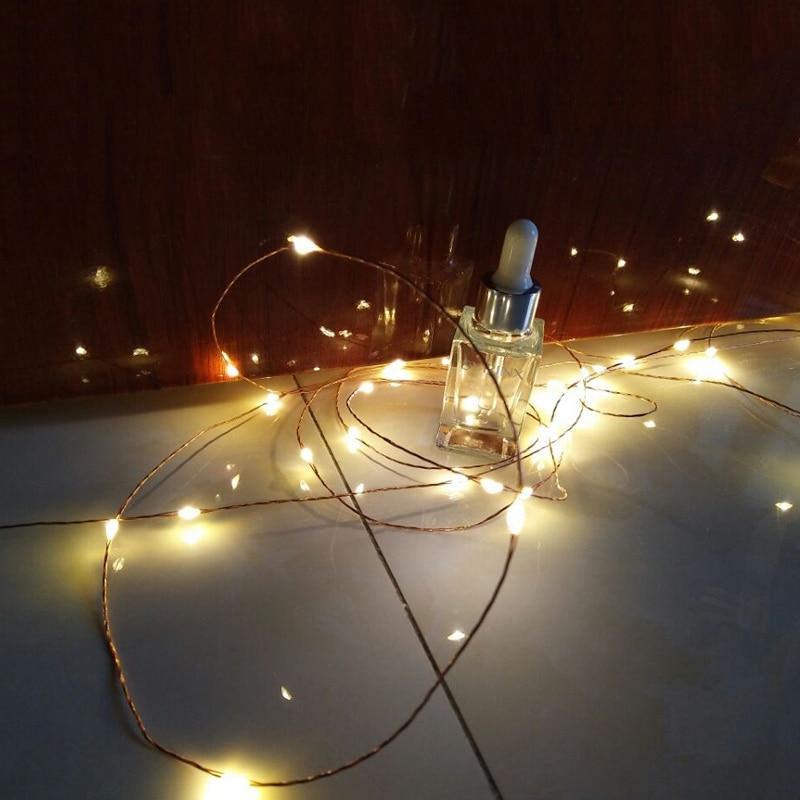 Висока Quanlity 50M 500LED мідний дріт фея - Святкове освітлення - фото 2