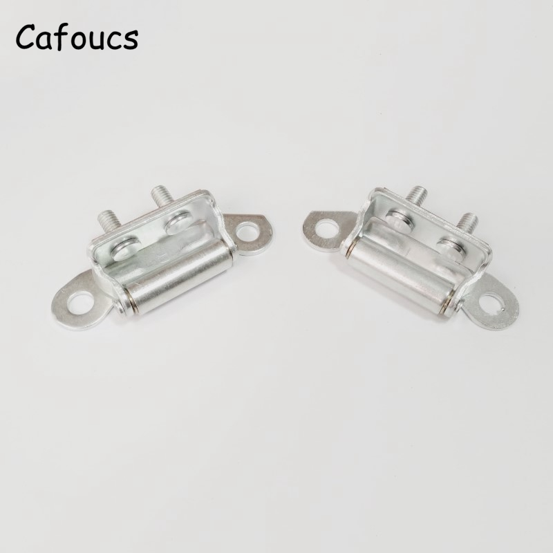 Cafoucs 1 Piece Car Rear Door Hinge For Toyota Hiace Hilux Highlander Land Cruiser For <font><b>Lexus</b></font> LX470 <font><b>RX300</b></font> RX350 Accessories image
