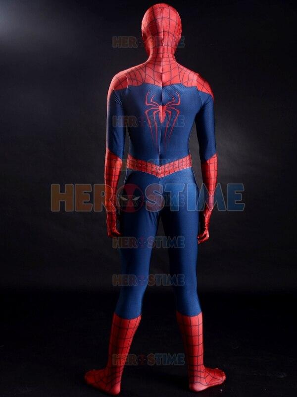 Increíble traje de Spider-Man 2, el más popular, rojo y azul, - Disfraces - foto 6
