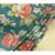 El Diseño Único de lujo Estampado de flores Caja de Regalo De Seda Pañuelo Pañuelo para Hombre Moda partido Square pañuelos Pañuelos de Bolsillo de la Flor