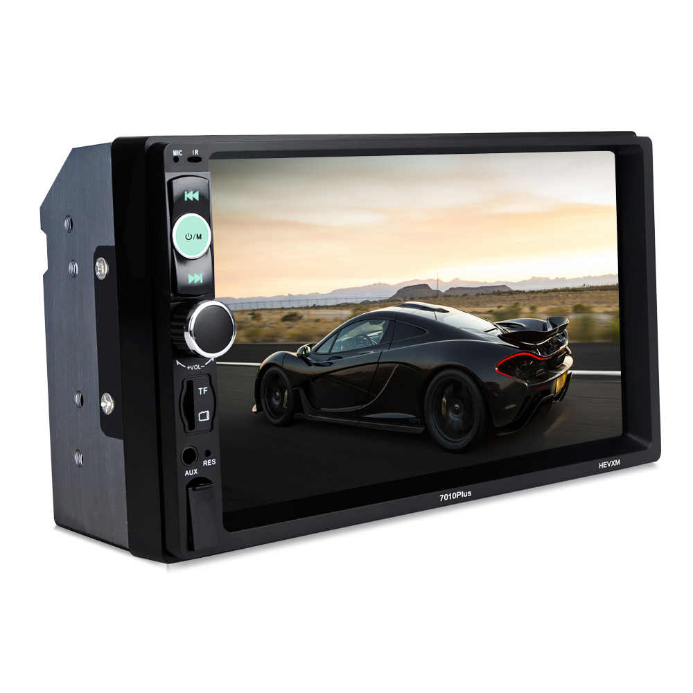 Car 2 Din Mp5 Player Wireless Auto Radio Stereo Media Player Universal 7in Touch Screen Player 7010 PLUS