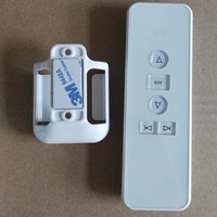 Wall Switch ON OFF Control Smart Touch Switch 2Gang 2Way AC From 220V To 24V Remote