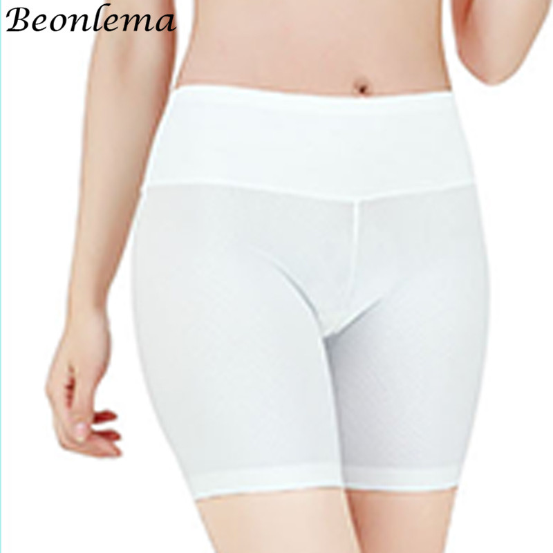 Women's Intimates Underwear & Sleepwears Korean Safety Short Pants Underwear Shorts Seamless Ice Pants Underwear Skirt Fake Hips And Butt Pads Hot Pants Up-To-Date Styling