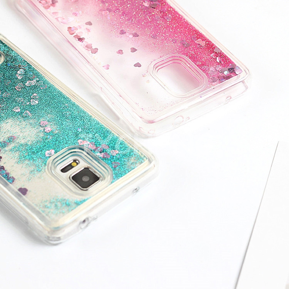 Luxury Water Liquid Case for Huawei P30 ProMate 20 Nova 2i 4 lite Y7 Prime  2018 Y9 2019 Quicksand Soft Silicone Cover Phone Case